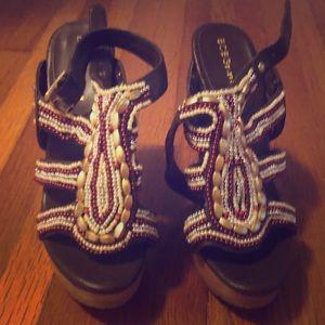 BCBG Sandal Heels